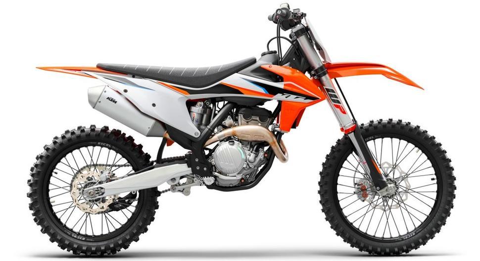 Кроссовый мотоцикл KTM 250 SX-F 2021