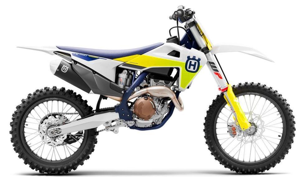 Кроссовый мотоциклHusqvarna FC 250 2021