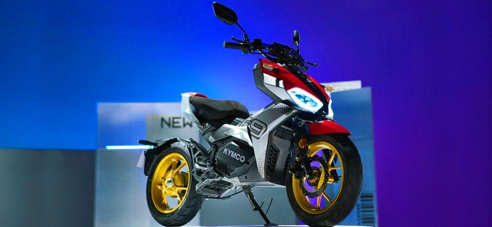 Подробности про новые скутеры Kymco