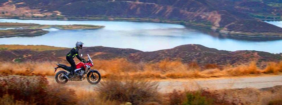 Тест Honda CB500X 2020