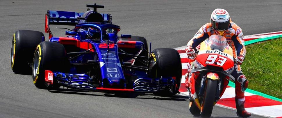Технологий двигателей F1 и Волги в серийных мотоциклах