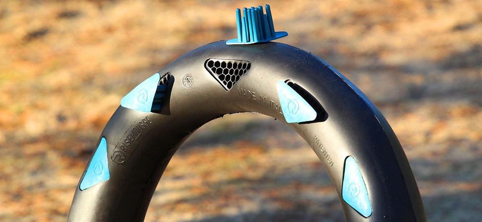 Колёсный мусс для эндуро со сменными вставками разной жёсткости