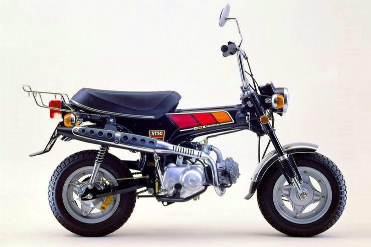 Honda ST125