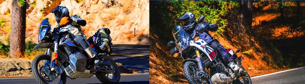 KTM 790 Adventure R 2020 против Yamaha Tenere 700 2020