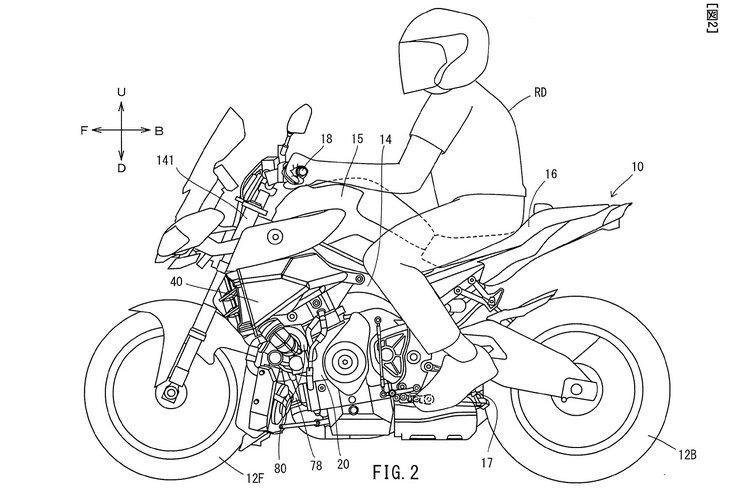 Подробности трёхцилиндрового турбированного прототипа Yamaha