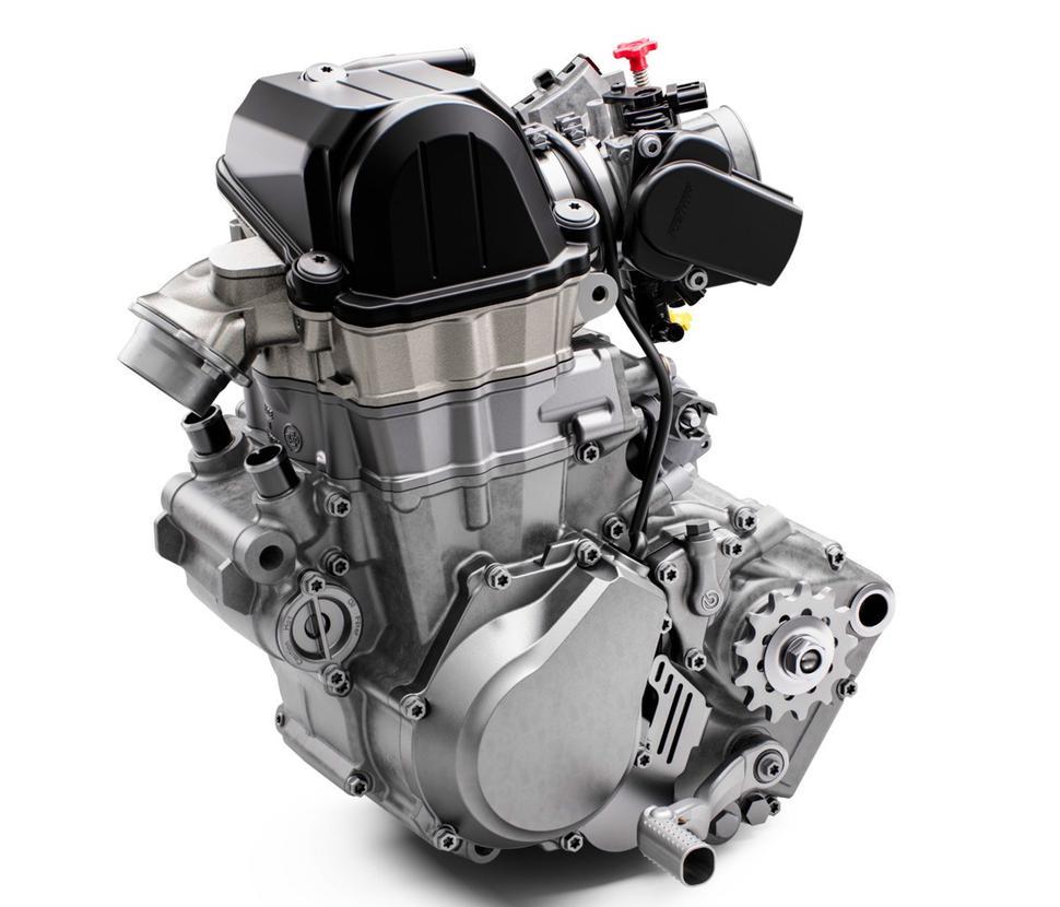 ДвигательGasGas MC 450F