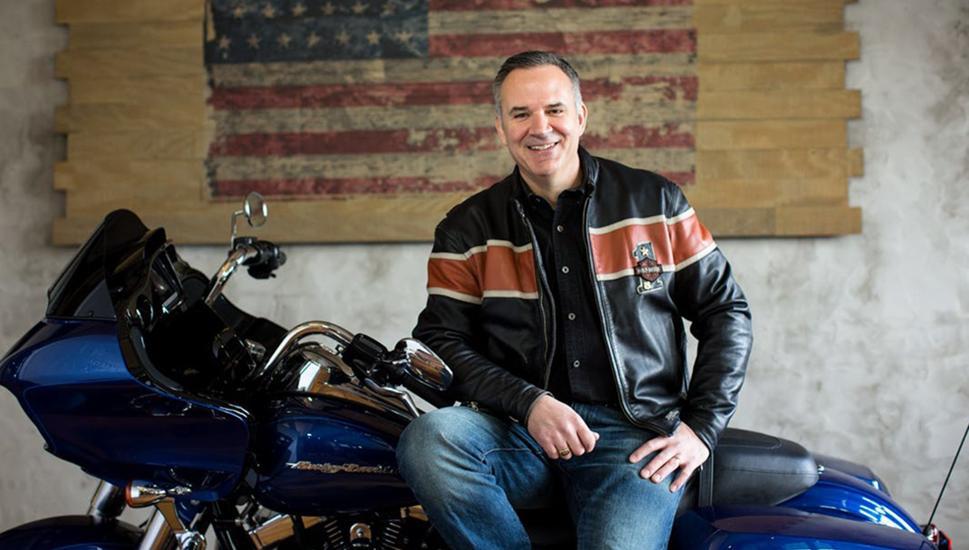 Руководитель Harley Davidson уходит в отставку
