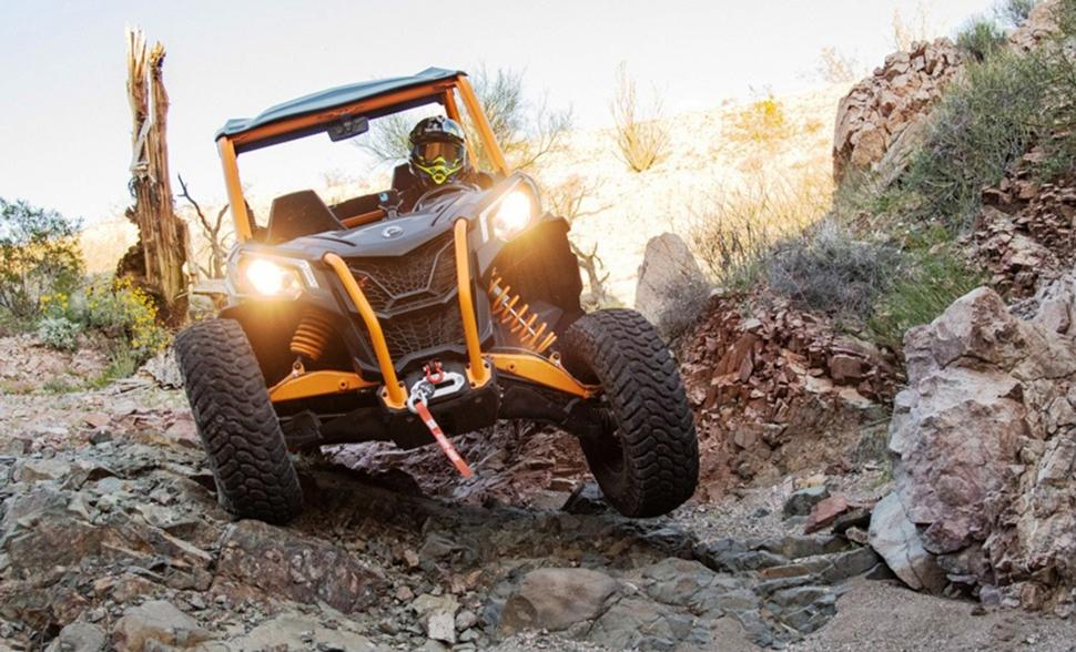 Can-Am Maverick Sport X RC 2020