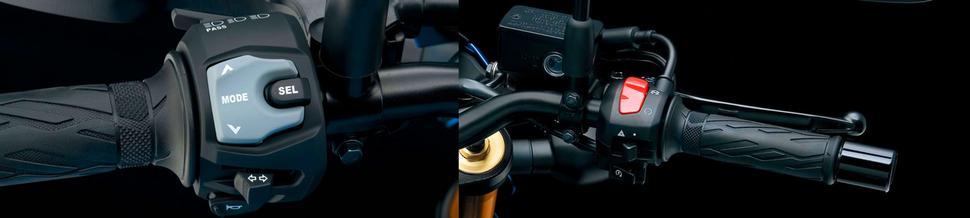 Тест Suzuki GSX-S750 2020
