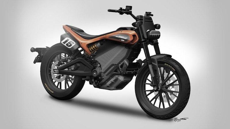 Исчезли концепты электрических Harley Davidson
