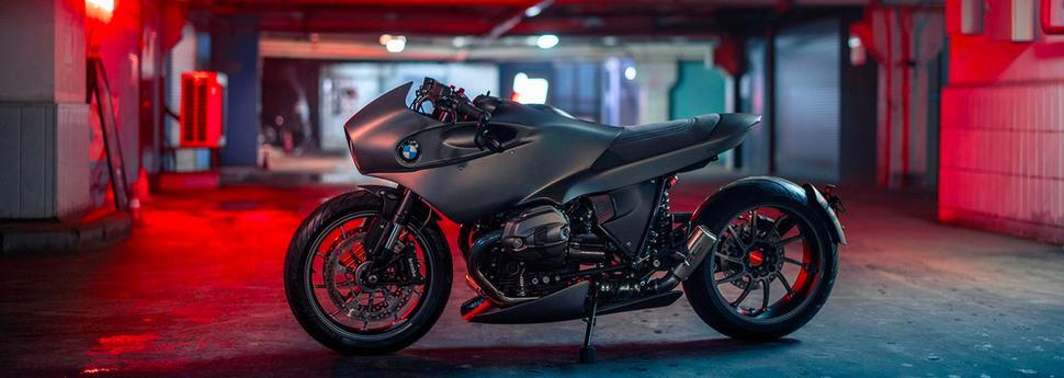 BMW R nineT от Zillers Garage