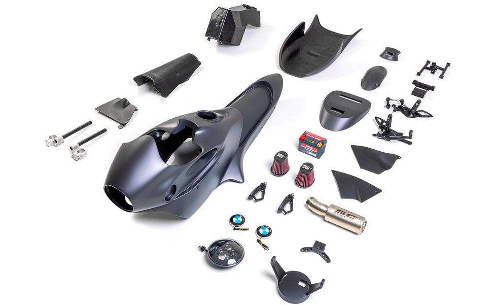 BMW R nineT кит от Zillers Garage