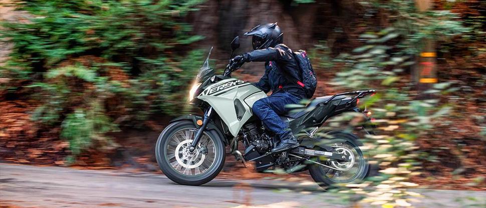 Тест турэндуро Kawasaki Versys-X 300 2020