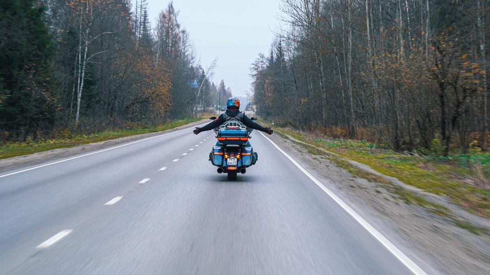 Harley Davidson Road Glide 2015. Отзыв владельца