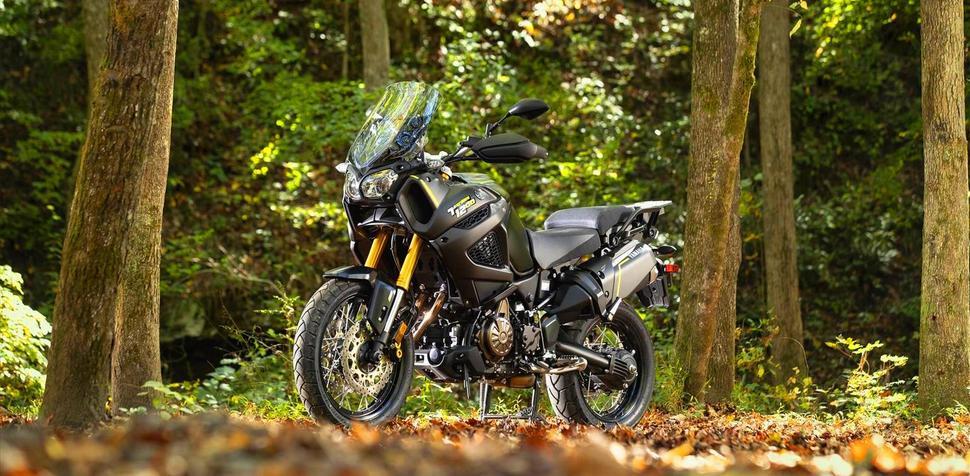 Yamaha Super Tenere 1200 2021