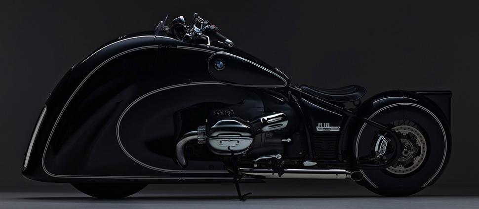 BMW R18 Дух Страсти