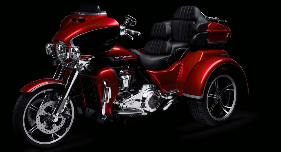 Harley-Davidson CVO Tri Glide 2021