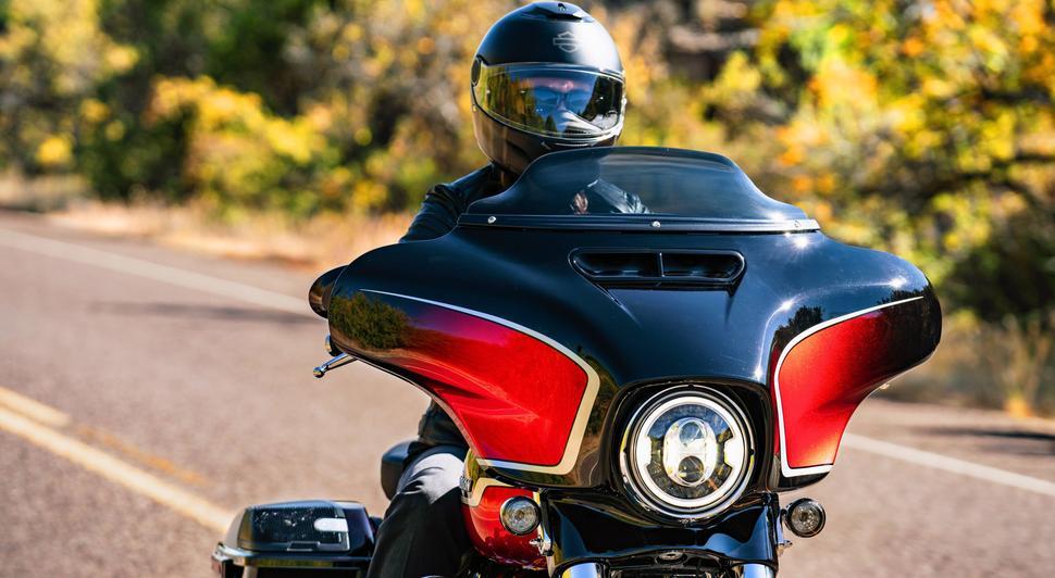 Про линейку Harley Davidson Custom Vehicle Operations 2021