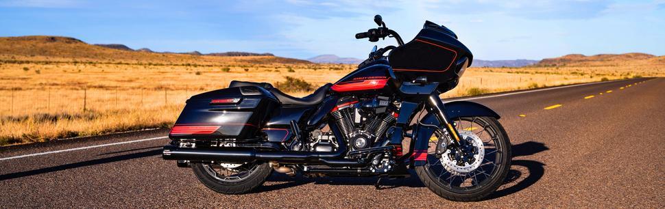 Harley-Davidson CVO Road Glide 2021
