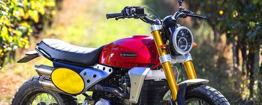 Партнёрские отношения Yamaha и Fantic Motor