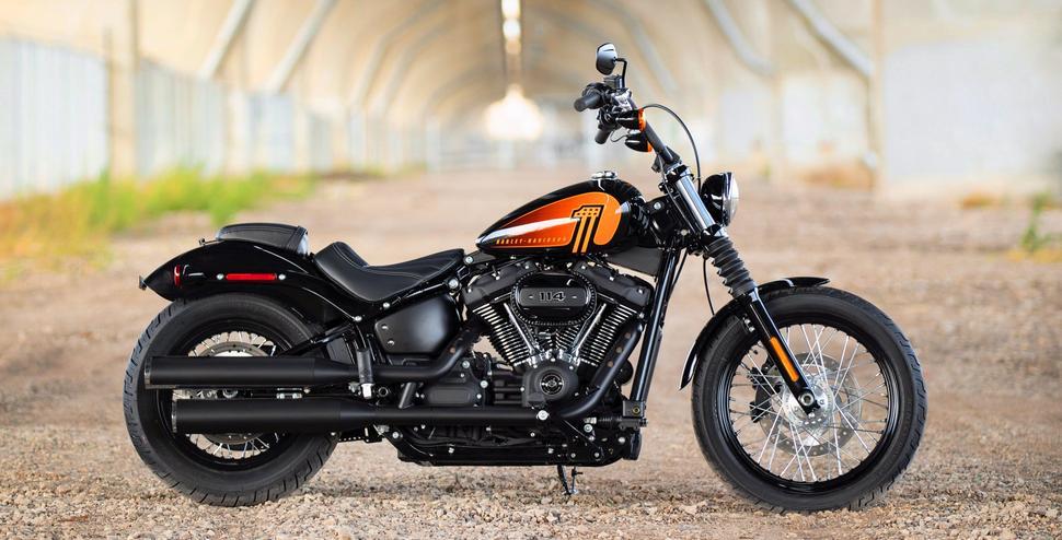 Подробно про линейку Harley Davidson Softail 2021