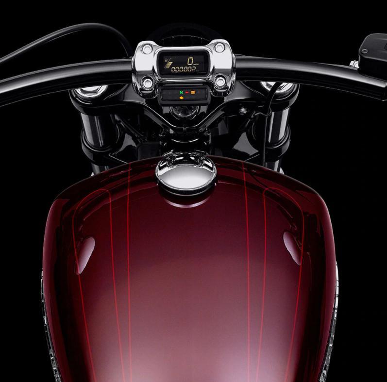 Тест Harley Davidson Breakout 2020 и 2021