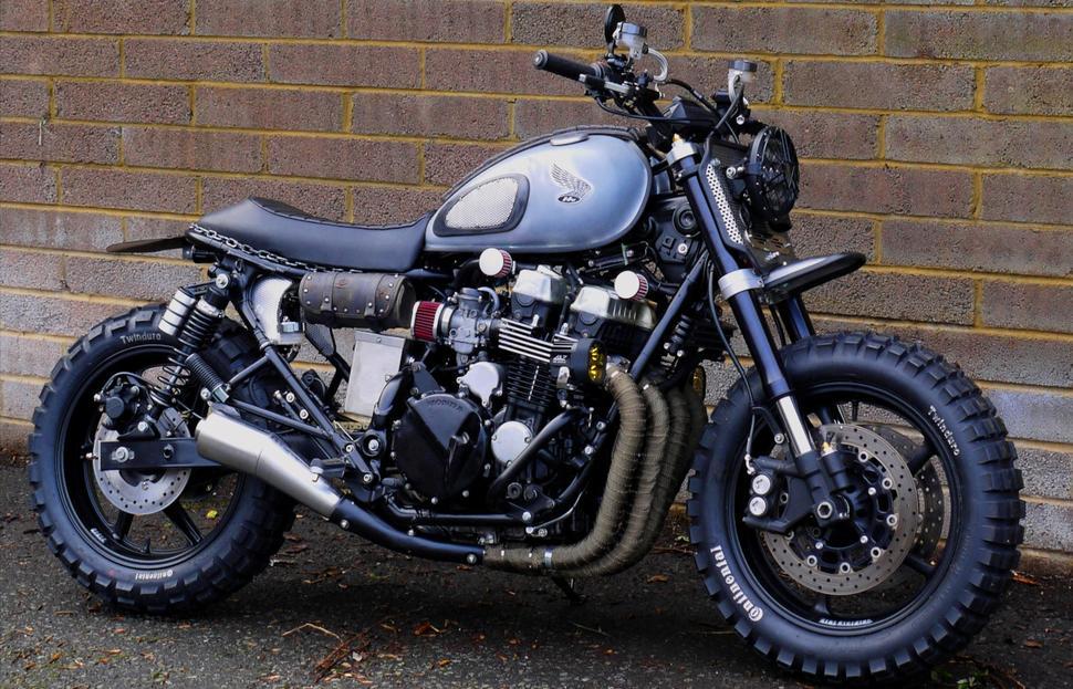 Honda CB750 Люсиль