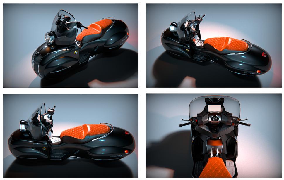 Комплект для переделки BMW C400X