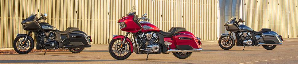 Рост мировых продаж Indian Motorcycles 2020