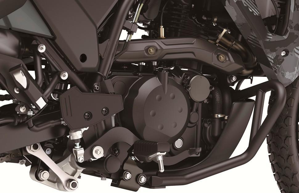 Kawasaki KLR650 2022