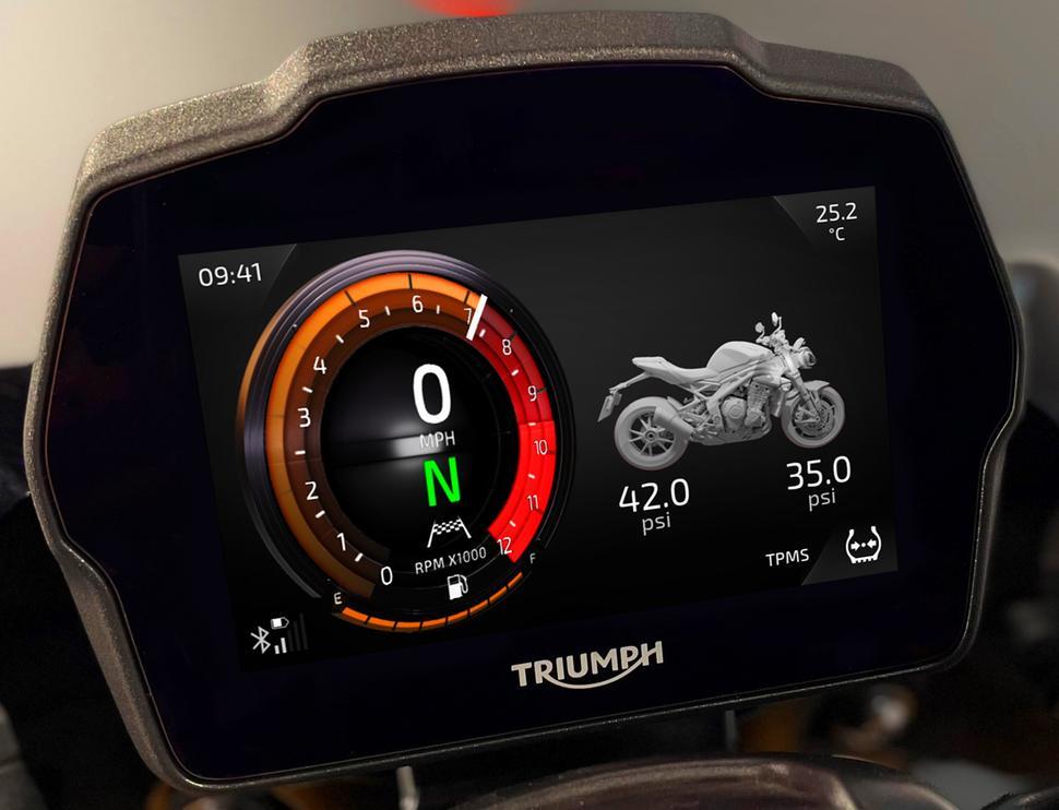 Triumph Speed Triple RS 2021. Все подробности