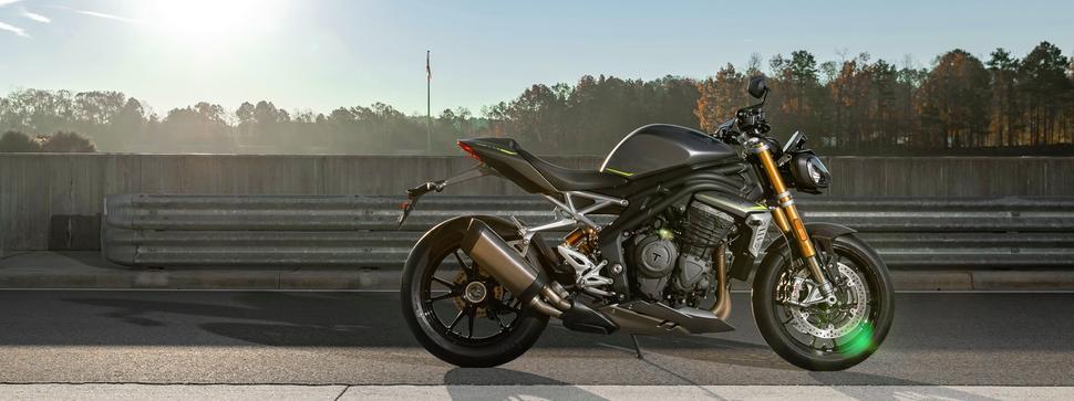 Triumph Speed Triple RS