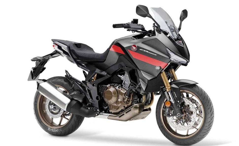 Honda возобновит серию NT