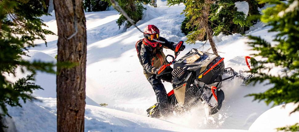 Ski Doo Summit 2022