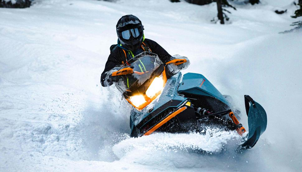 Ski Doo Backcountry 2022