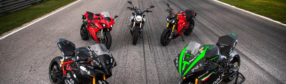Искусственный интеллект для мотоциклов Energica